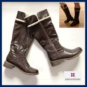 Naturalizer Knee Boots